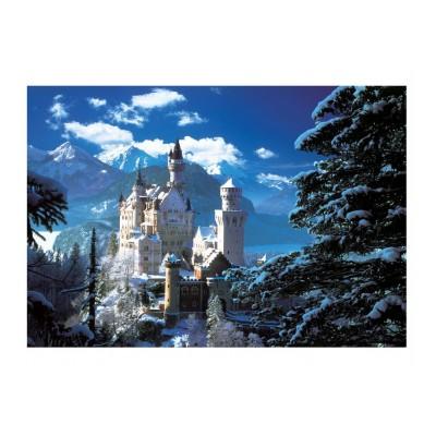 Puzzle Clementoni-31390 Schloss Neuschwanstein