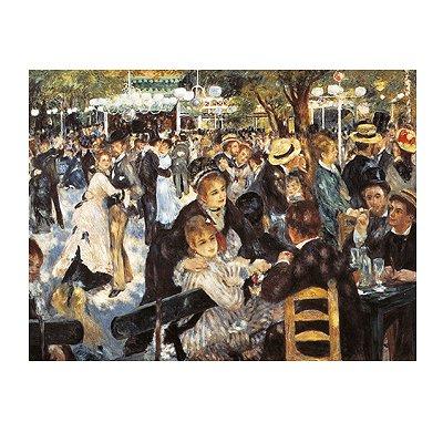 Puzzle Clementoni-31412 Pierre-Auguste Renoir: Le Bal du Moulin de la Galette