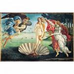 Puzzle  Clementoni-31430 Botticelli: Die Geburt der Venus