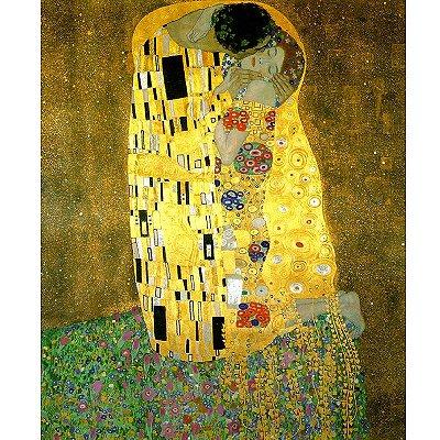 Puzzle Clementoni-31442 Klimt: Der Kuss
