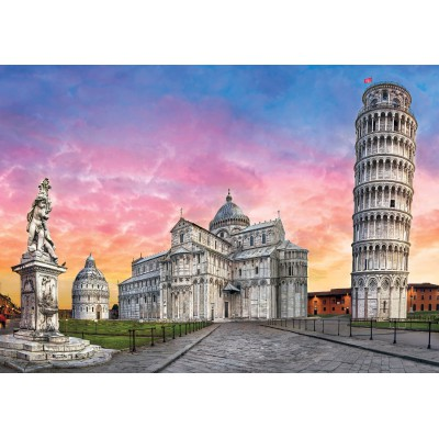 Puzzle Clementoni-31674 Pisa