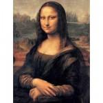 Puzzle  Clementoni-31974 Leonardo da Vinci: Mona Lisa