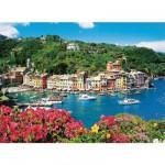 Puzzle  Clementoni-31986 Portofino, Italien