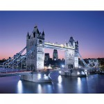 Puzzle  Clementoni-33527 London Tower Bridge