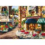 Puzzle  Clementoni-33530 Böhme: Guten Appetit