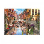 Puzzle  Clementoni-33541 Venedig
