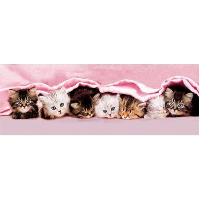 Puzzle Clementoni-39127 Kätzchen unter der Decke