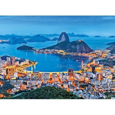 Puzzle Clementoni-39258 Rio De Janeiro