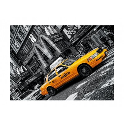 Puzzle Clementoni-39274 NY Taxi