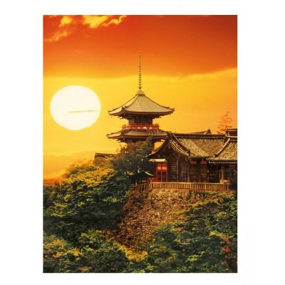 Puzzle Clementoni-39293 Kyoto Japan