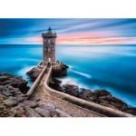 Puzzle  Clementoni-39334 Der Leuchtturm