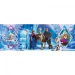 Puzzle  Clementoni-39349 Frozen - Die Eiskönigin
