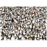 Puzzle  Clementoni-39362 DreamWorks - Madagaskar - Pinguine