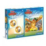 Puzzle   Lion Guard + Memo