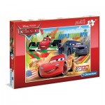 Puzzle   XXL Teile - Cars