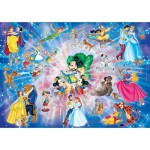Puzzle   XXL Teile - Disney