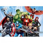 Puzzle   XXL Teile - Marvel Avengers