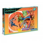 Puzzle   XXL Teile - Zootropolis