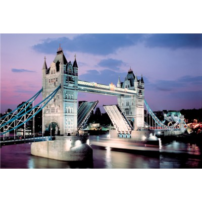 Puzzle Trefl-10101 London Tower Bridge