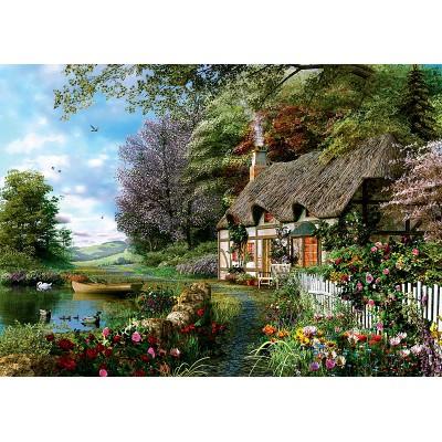 Puzzle Trefl-10297 Cottage