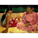 Puzzle  Trefl-10362 Paul Gauguin: Frauen am Strand