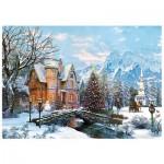 Puzzle  Trefl-10439 Dominic Davison: Winter Landscape