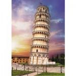 Puzzle  Trefl-10441 Turm von Pisa
