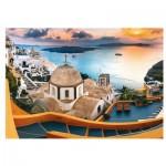 Puzzle  Trefl-10445 Santorini