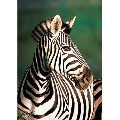 Puzzle Trefl-10504 Nature Zebra: Limited Edition