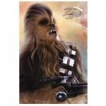 Puzzle  Trefl-11200 Nano Star Wars - Chewie