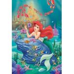 Puzzle  Trefl-13072 Die kleine Meerjungfrau