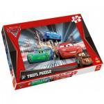 Puzzle  Trefl-13117 Cars: Die Besten