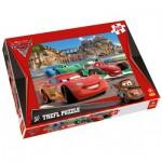 Puzzle  Trefl-13123 Cars: Tolle Mannschaft