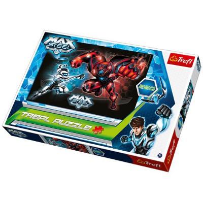 Puzzle Trefl-13148 Max Steel