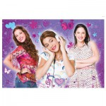 Puzzle  Trefl-13168 XXL Teile - Violetta