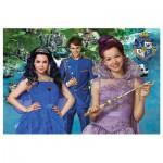 Puzzle  Trefl-13199 Disney Descendants - Vor dem Ball