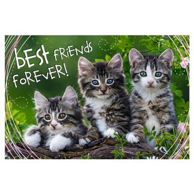Puzzle Trefl-13215 XXL Teile - Best Friends Forever