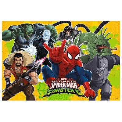 Puzzle Trefl-13218 Spider-Man