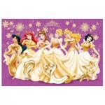 Trefl-14087 Extragroße Puzzleteile - Disney Prinzessinnen