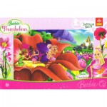 Puzzle  Trefl-14105 Barbie