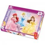 Trefl-14125 Maxipuzzle - Disneys Prinzessinnen