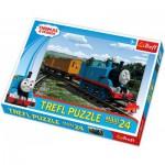 Trefl-14126 Maxipuzzle - Thomas und seine Freunde