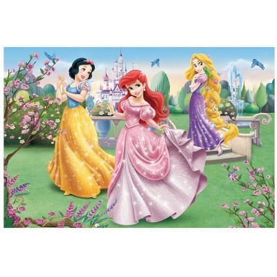 Trefl-14135 Maxipuzzle - Disneys Prinzessinnen