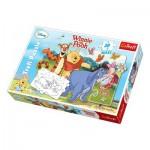 Trefl-14163 Maxipuzzle: Winnie Pooh
