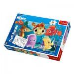 Puzzle  Trefl-14166 Große Teile recto / verso - Nemo und seine Freunde