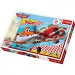 Trefl-14190 Maxipuzzle - Flugzeuge