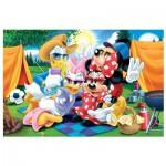 Trefl-14220 Extragroße Puzzleteile - Micky und seine Freunde