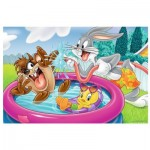 Puzzle  Trefl-14238 XXL Teile - Warner Baby Looney Tunes