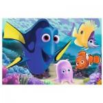 Puzzle  Trefl-14239 XXL Teile - Dorie & Nemo