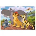 Puzzle  Trefl-14240 XXL Teile - Disney Lion Guard